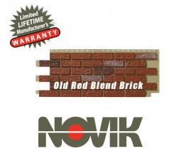 Novik Stacked Stone Amp Brick Skirting For Mobile Homes
