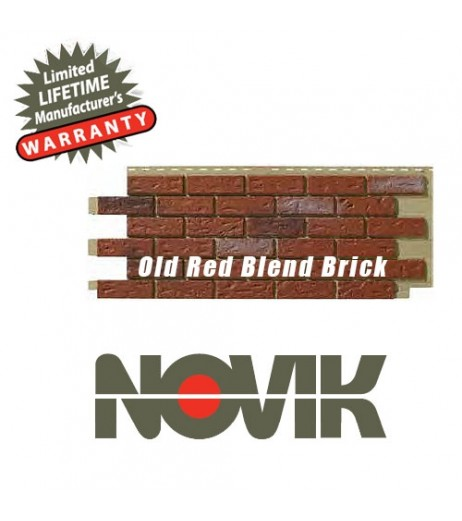 Novik Old Red Blend Brick