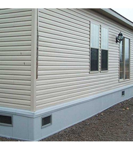 32 x 60 Complete Mobile Home Insulated Skirting Package