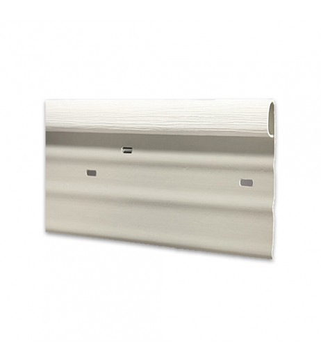 Vinyl Skirting Top Trim Mount  Pre-Cut 66.5""